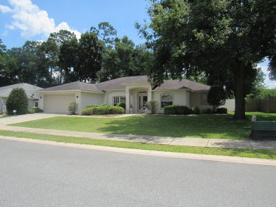 Ocala Single Family Home For Sale: 4638 NE 14th Place