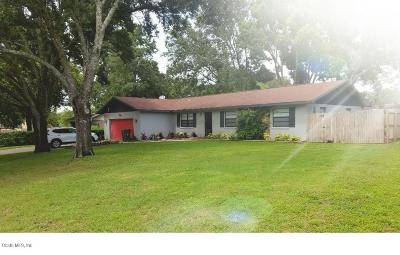 Ocala Single Family Home For Sale: 131 NE 49th Avenue