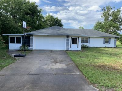 Williston FL Single Family Home For Sale: $146,000
