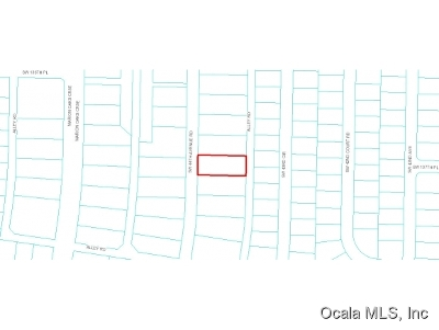 Ocala FL Residential Lots & Land For Sale: $11,500