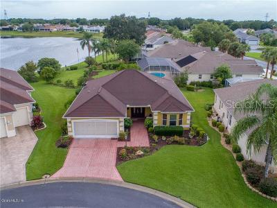 The Villages Single Family Home For Sale: 1918 Avila Place