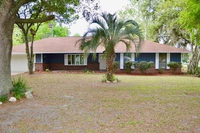 Summerfield Single Family Home For Sale: 2710 SE 162nd Place Road