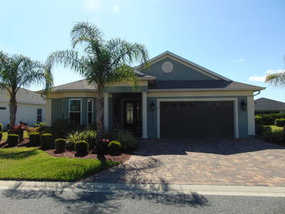 Lake County, Sumter County Single Family Home For Sale: 10034 Lake Miona Way