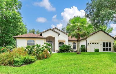 Dunnellon Single Family Home For Sale: 9027 SW 196th Court