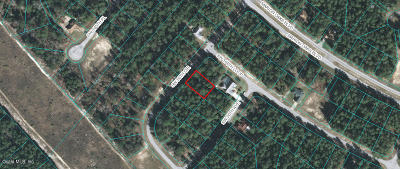 Citrus County, Levy County, Marion County Residential Lots & Land For Sale: SW 50th Circle