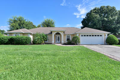 Ocala Single Family Home For Sale: 5472 SE 35th Loop