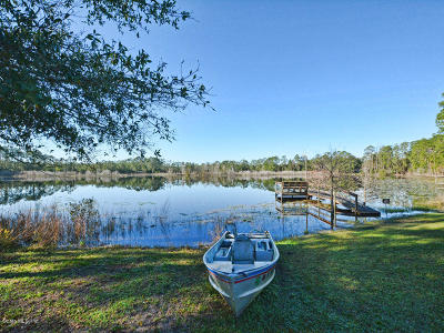 Lake County, Sumter County Single Family Home For Sale: 42133 Maggie Jones Road