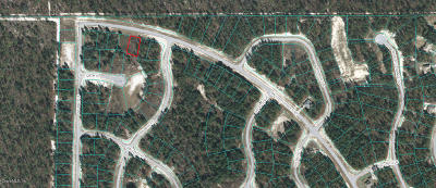 Citrus County, Levy County, Marion County Residential Lots & Land For Sale: 8900 SW 135th Street Road