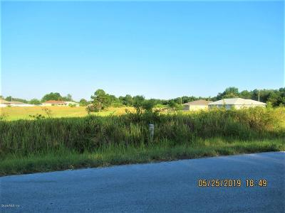 Ocala Residential Lots & Land For Sale: 00-3 Willow Course