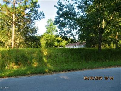 Ocala Residential Lots & Land For Sale: 00-4 Water Track Radial