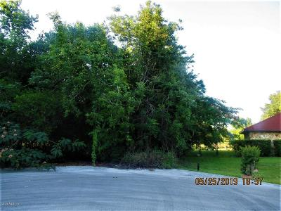 Ocala Residential Lots & Land For Sale: 00-5 Water Track Loop