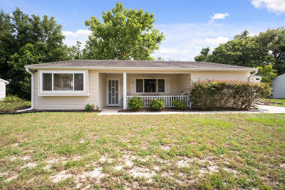 Ocala Single Family Home For Sale: 9036 SW 109 Lane