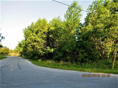 Ocala Residential Lots & Land For Sale: 00-10 Pine Track Trail