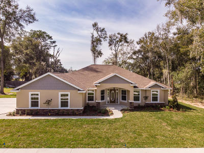 Ocala Single Family Home For Sale: 3420 SE 45th Avenue