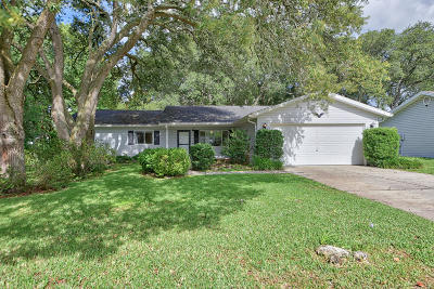 Ocala Single Family Home For Sale: 6516 SW 61st Court
