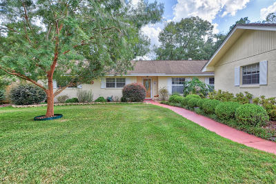 Ocala Single Family Home For Sale: 4900 NE 9th Street
