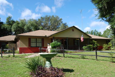 Citra Farm For Sale: 4526 E Hwy 316