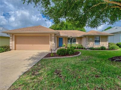 Summerfield FL Single Family Home For Sale: $205,900