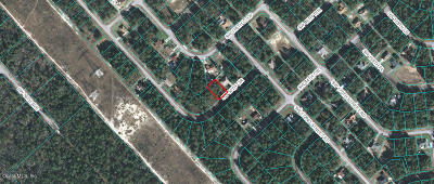 Ocala FL Residential Lots & Land For Sale: $6,000