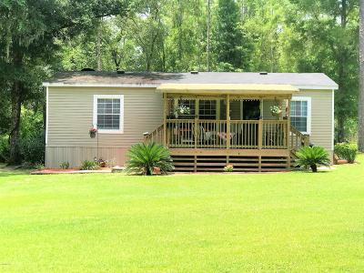 Archer FL Single Family Home For Sale: $154,900