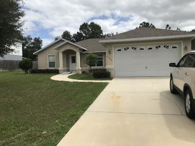 Ocala Single Family Home For Sale: 11407 SW 51st Circle