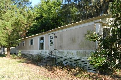 Ocala Mobile/Manufactured For Sale: 3172 SW 92nd Lane