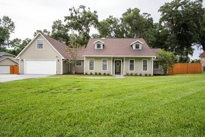 Ocala Single Family Home For Sale: 2045 SE 32nd Lane
