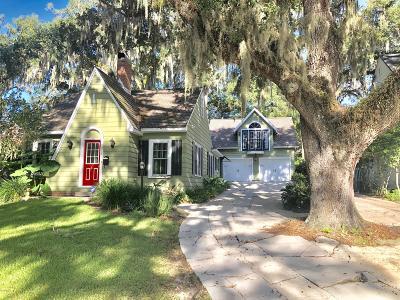 Ocala Single Family Home For Sale: 214 SE 11th Avenue