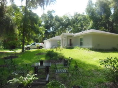 Ocala Single Family Home For Sale: 1300 NW 63rd Place