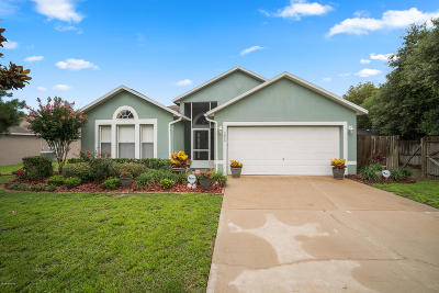 Ocala Single Family Home For Sale: 3080 SW 130th Ln