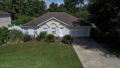 Ocala Single Family Home For Sale: 2800 SW 20th Avenue