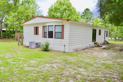 Citrus County Single Family Home For Sale: 6055 S Esmeralda Terrace