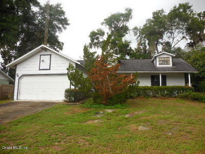 Ocala Single Family Home For Auction: 34 Juniper Pass Lane