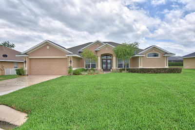 Ocala Single Family Home For Sale: 5554 SW 81st Lane