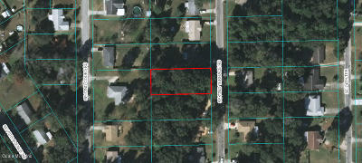 Belleview Residential Lots & Land For Sale: 72nd Ter Road
