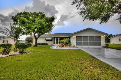 Summerfield FL Single Family Home For Sale: $164,900