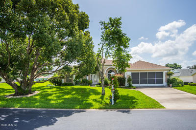 Ocala Single Family Home For Sale: 5396 NW 21st Loop