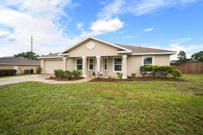 Ocala Single Family Home For Sale: 5036 SW 104th Loop