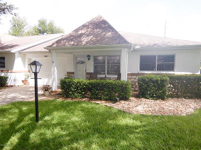 Ocala FL Condo/Townhouse For Sale: $129,800