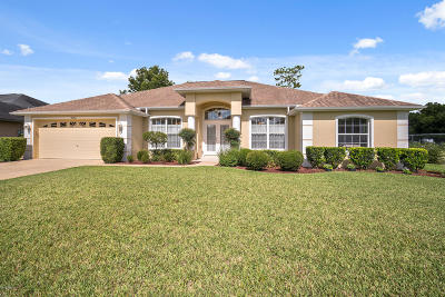 Belleview FL Single Family Home For Sale: $269,900