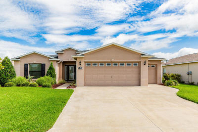 Ocala Single Family Home For Sale: 1509 SW 161st Place