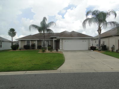 Summerfield FL Single Family Home For Sale: $213,000