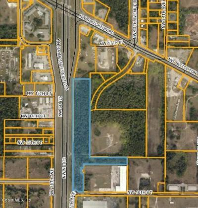 Ocala Residential Lots & Land For Sale: NW 10th Street
