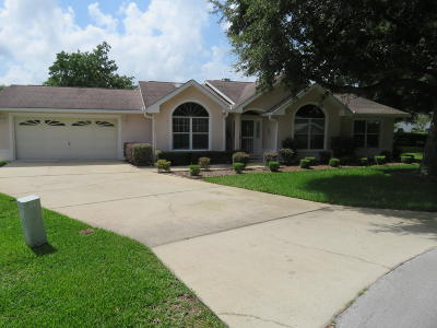 Ocala FL Single Family Home For Sale: $165,800