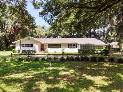 Ocala FL Single Family Home For Sale: $198,000