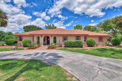 Ocala FL Single Family Home For Sale: $429,900