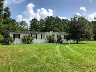 Ocala Mobile/Manufactured For Sale: 10835 NW 12th Street