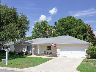 Dunnellon Single Family Home For Sale: 13801 SW 114th Circle