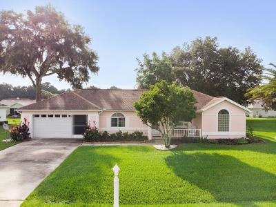 Ocala FL Single Family Home For Sale: $154,000