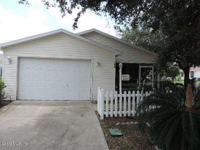 The Villages Single Family Home For Sale: 1630 Navidad Street